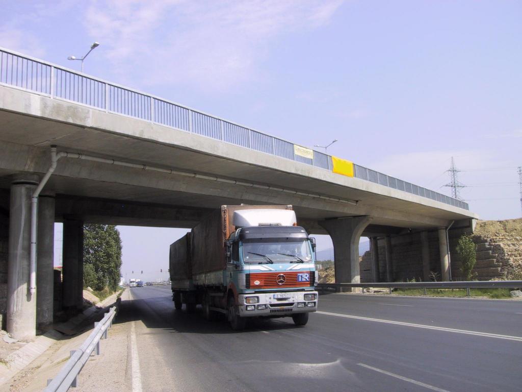 Мостово съоръжение Александър Малинов - голяма снимка