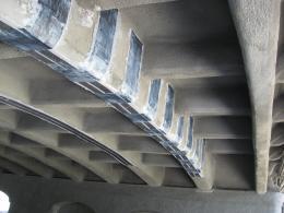 Ремонт на мостовото съоръжение - Изображение 1