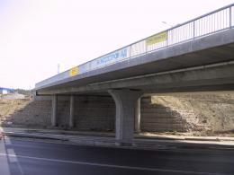 """Мостово съоръжение над околовръстно шосе при  бул. """"Александър Малинов"""" - Изображение 3"""
