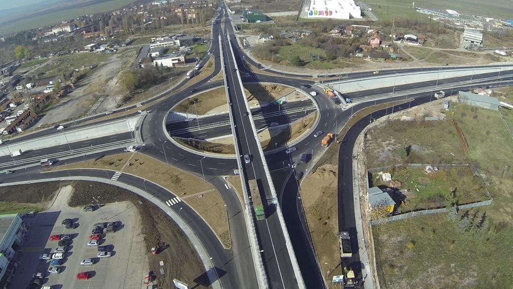 Софийски околовръстен път - голяма снимка