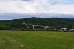 Обход на гр. Габрово, Виадукт на км. 11 +800 - Изображение 4